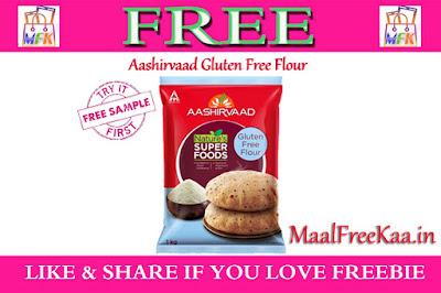 Aashirvaad Gluten Free Flour