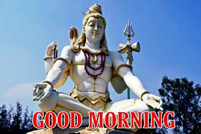 good morning images with god mahakal