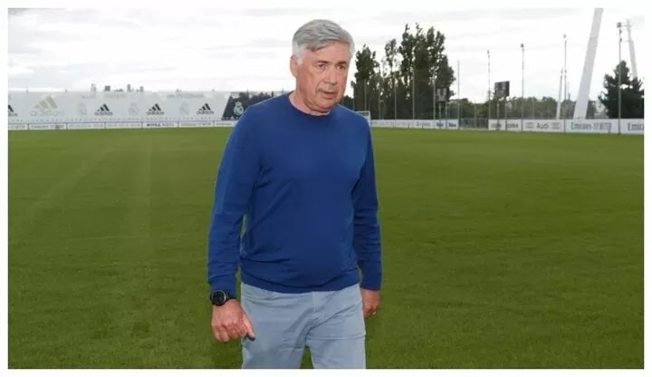 The challenge Real Madrid have set Ancelotti