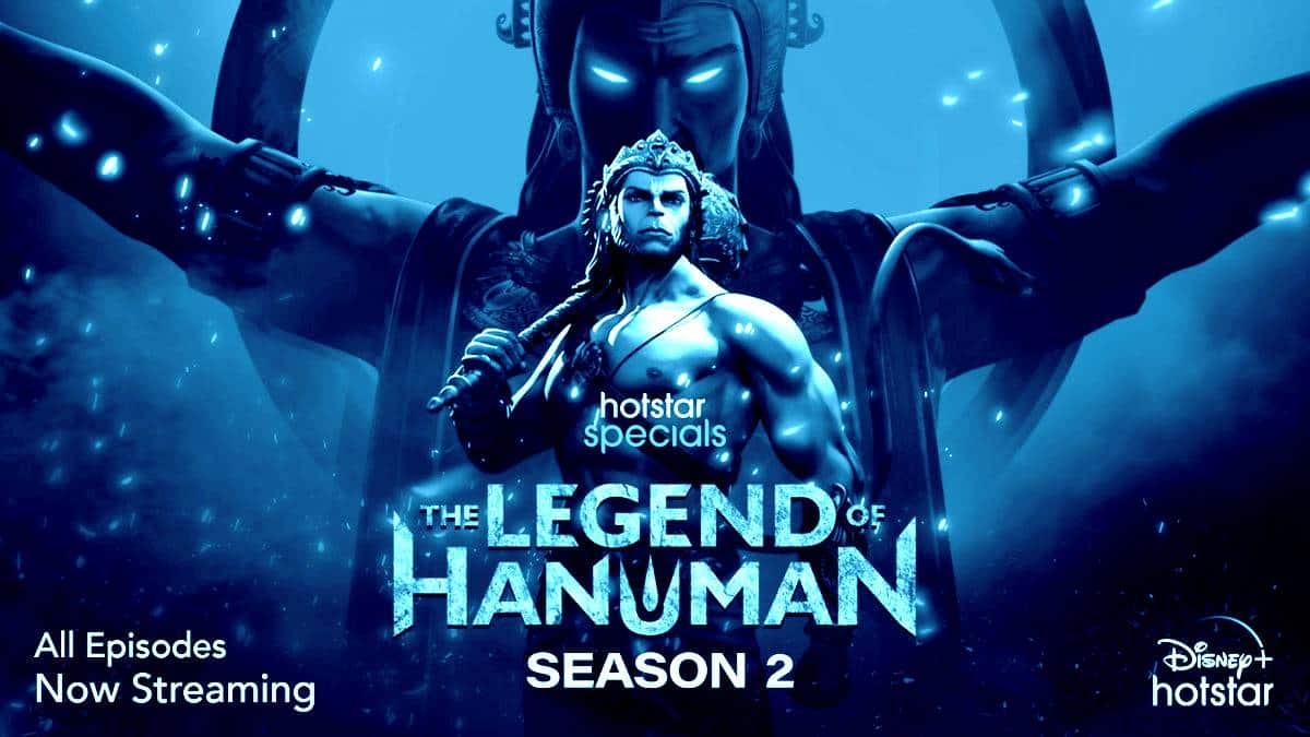 The Legend of Hanuman Season 2 Multi Audio [Hindi-Tamil-Telugu-Bengali] in 480p, 720p and 1080p HD WEB-DL | HEVC ESub