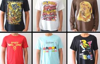 Di Mana Saya Mendapatkan Desain Kaos dan Print Kaos Dtg
