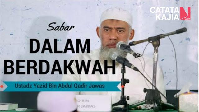 USTADZ YAZID BIN ABDUL QADIR JAWAS.