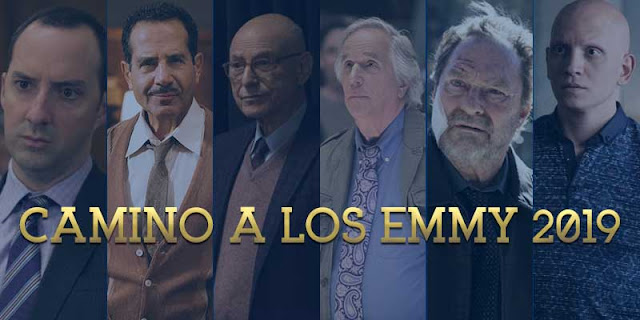 Mejor actor de reparto de comedia Emmy 2019