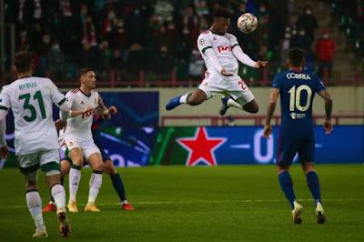 ملخص واهداف مباراة اتلتيكو مدريد ولكوموتيف موسكو (1-1) دوري ابطال اوروبا