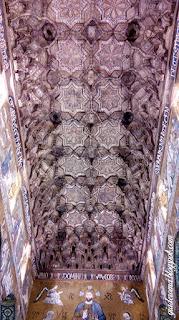 teto arabe capela palatina guia palermo portugues - Dez razões para ver e se apaixonar por Palermo