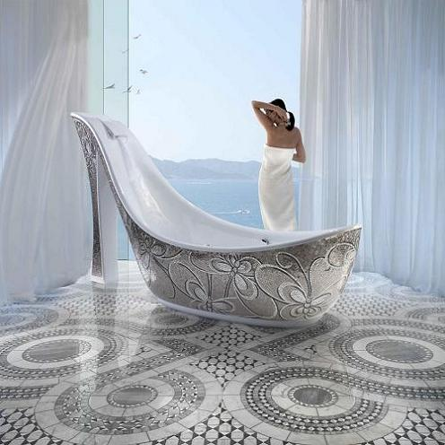 15 Stylish Bathtubs and Creative Bathtub Designs.