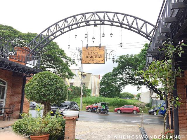 Lamp Quarters Marikina