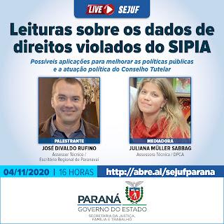 Dados do Sipia e as Demandas Sociais