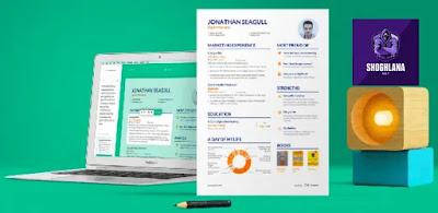 أفضل مواقع إنشاء السيرة الذاتية بطريقة إحترافية وسهلة | طرق إنشاء الcv