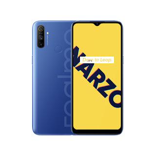 Download Firmware Realme Narzo 10A