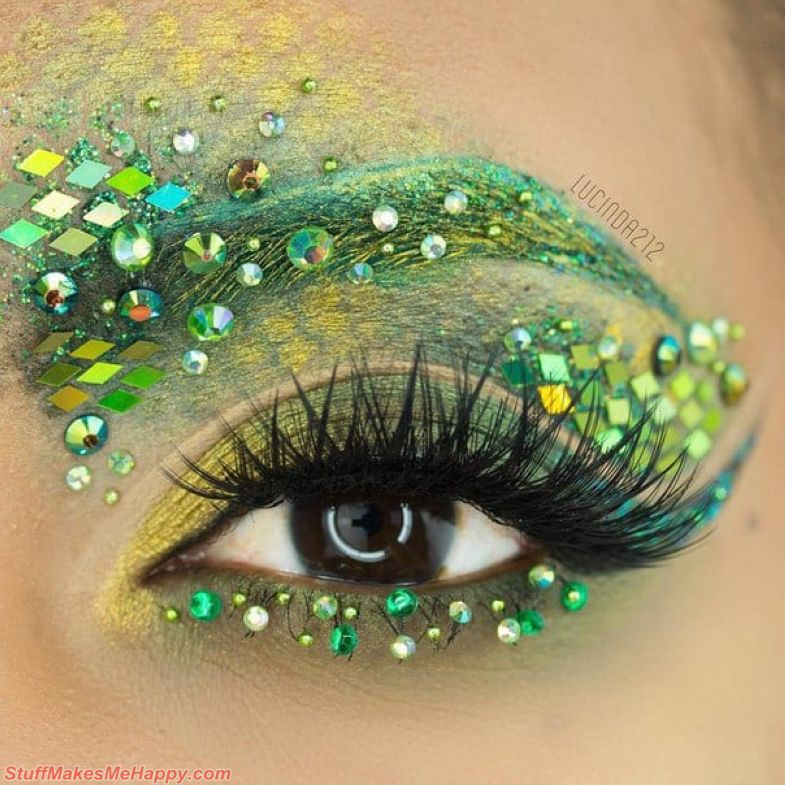 Makeup Brands: 20 Examples of Unusual Creative Makeup That'll Surprise You