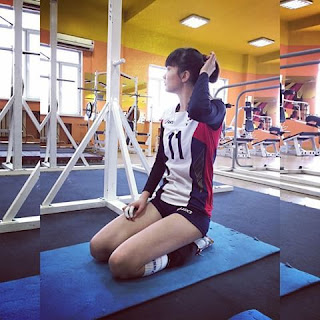 Foto Sabina Altynbekova hot
