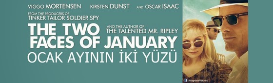 the two faces of january-ocak ayinin iki yuzu