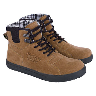 Sepatu Boot Anak Cowok CRR 006
