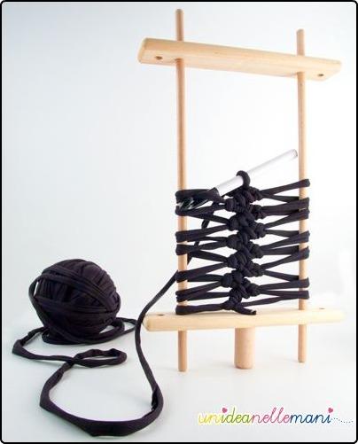 tejer, horquilla, telar, crochet, tejido, ganchillo, tricot, labores