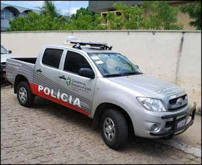 Resultado de imagem para CARRO DA POLICIA CIVIL DO CEARA