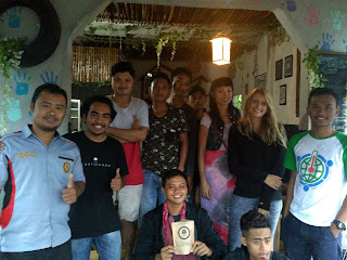 Canvass Coffee Lombok NTB
