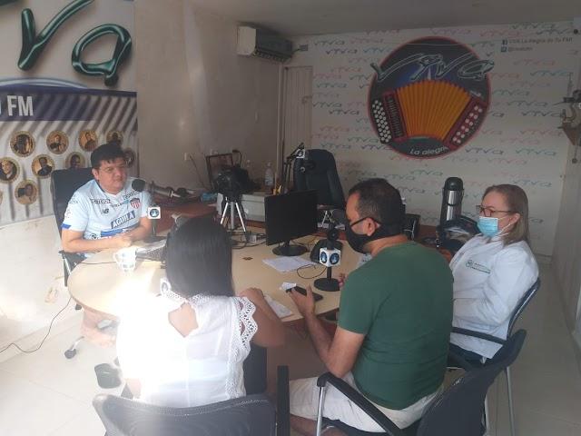 ¿Cómo marcha la vacunación contra la Covid_19 en Villanueva La Guajira?