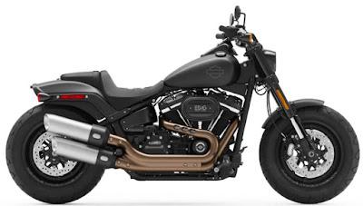 Spesifikasi Harley Davidson Fat Bob