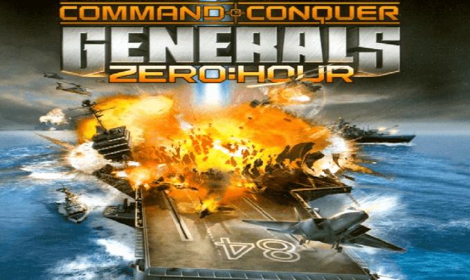 تحميل لعبة جنرال 2019 Generals Zero Hour للكمبيوتر من ميديا فاير مجانا