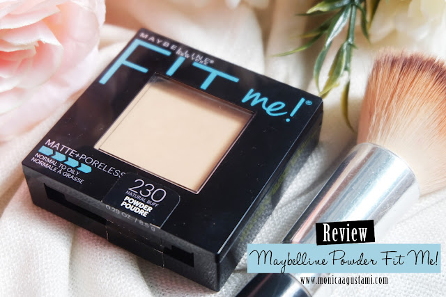 Review Maybelline Fit Me Powder