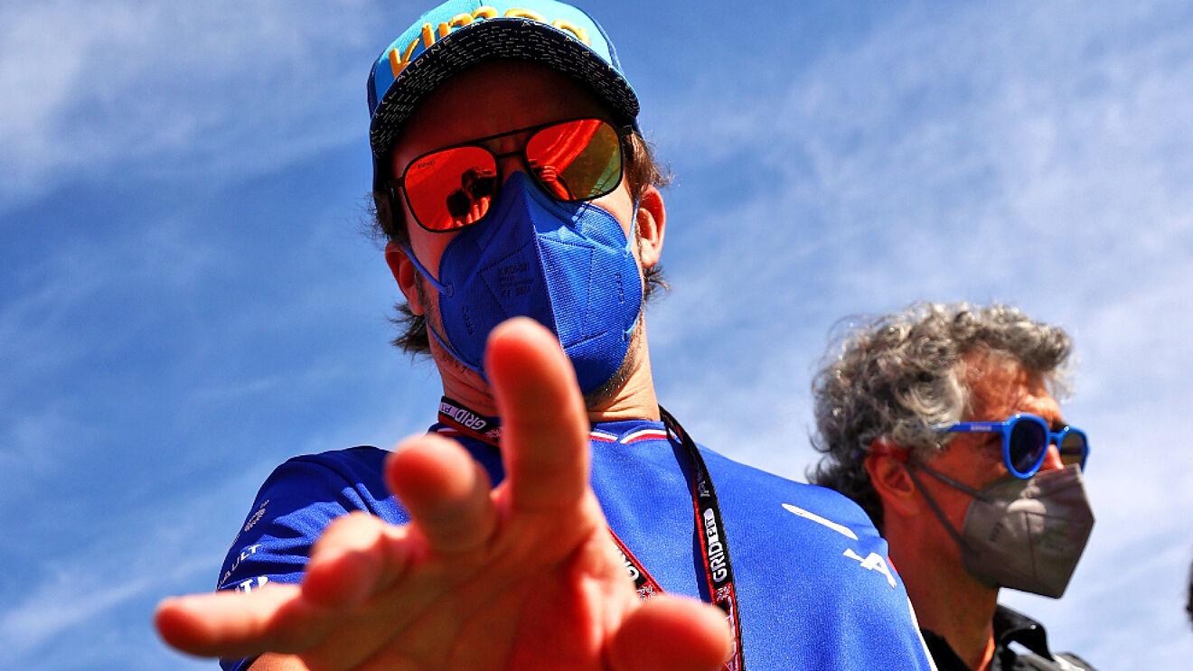 Fernando Alonso Gosto de domingos estratégicos em Mônaco