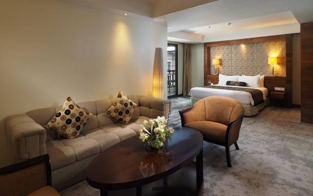 kamar hotel sederhana mewah