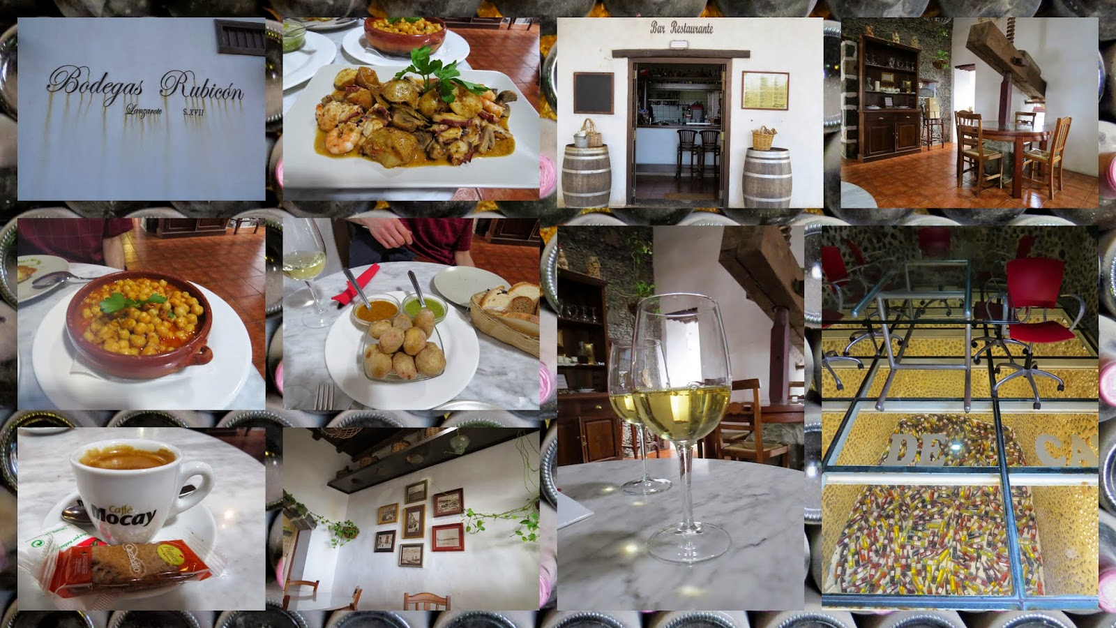 Lanzarote Restaurants: Rubicon Winery and Restaurant