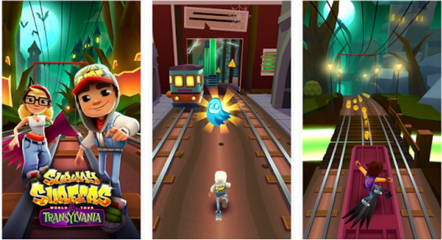 Subway Surfers 1.62.0 - Screenshots