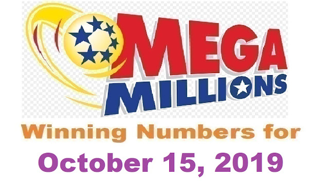 Mega Millions Winning Numbers for Tuesday, October 15, 2019