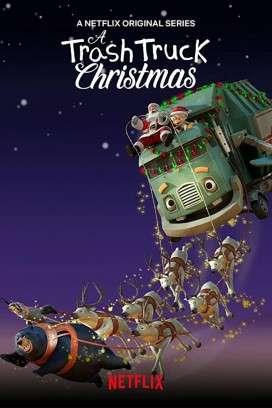 فيلم A Trash Truck Christmas 2020 مترجم اون لاين