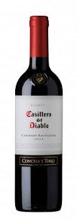 Casillero del Diablo Wine
