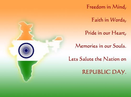 Happy Republic Day Wallpapers in English