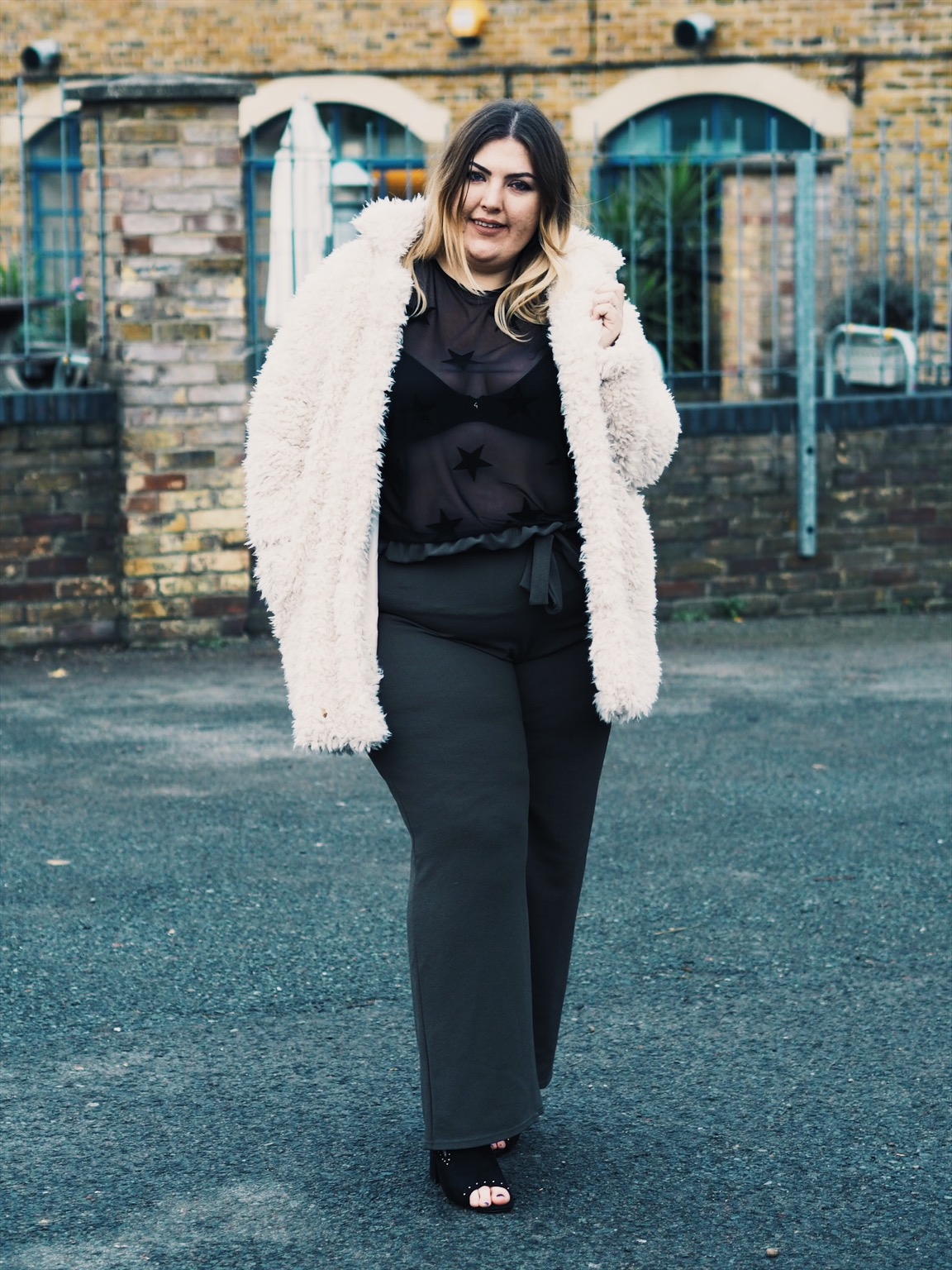 In The Style Curve Paperbag Highwaist Trouser review