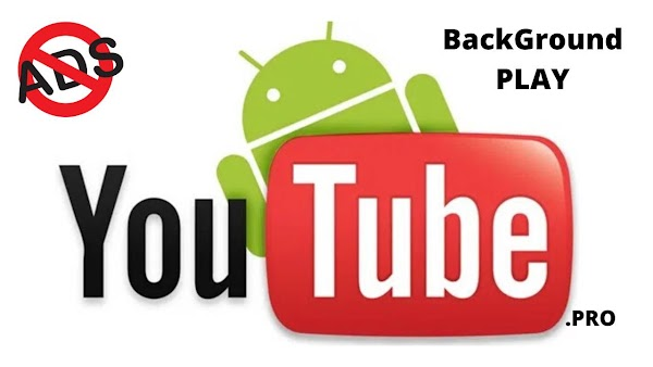 YouTube APK MOD Pro Background Play [No Ads]