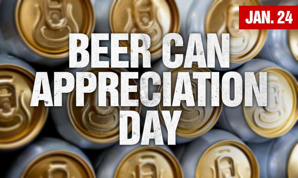 National Beer Can Appreciation Day Wishes Sweet Images