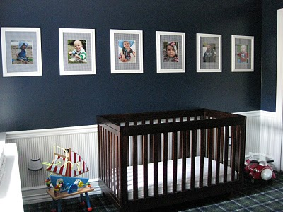 hamptontoes: Stickable wall art as framed art