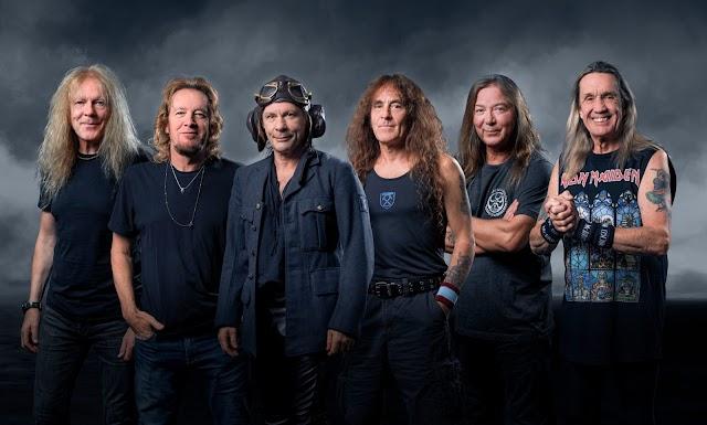 Como o Iron Maiden consegue vender mais que ídolos juvenis?