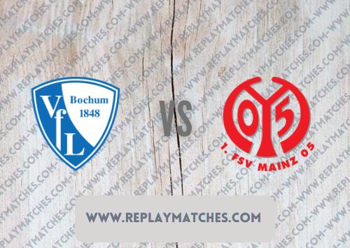 Bochum vs Mainz -Highlights 21 August 2021