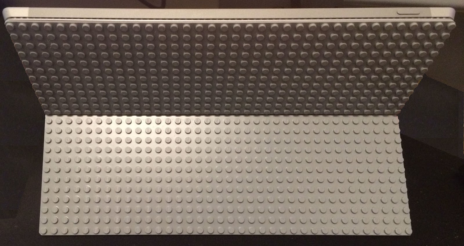 #11. It was that easy: It's basically done. - He Glued LEGO To His Tablet. The Reason Why… I Can't Wait To Try.