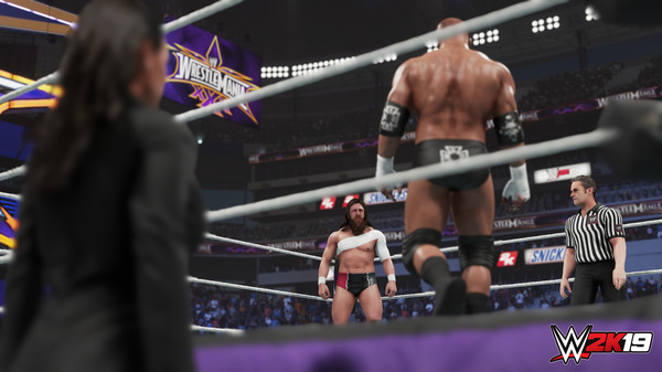 WWE 2K19 Pc Game Free Download