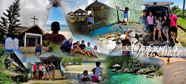 Masbate Island, Ticao Island x Rizza Salas Travel 2017