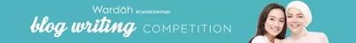 wardah blog competition