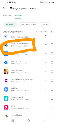 What is Android System WebView and do I need it
