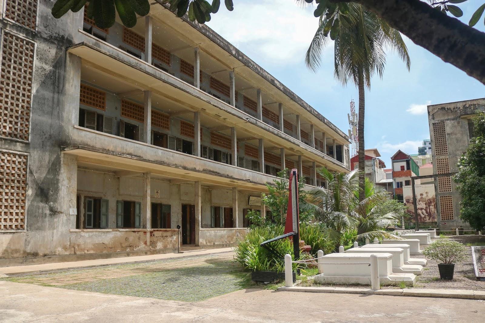 S21, CAMBODIA