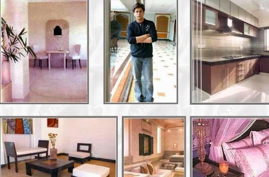 صور أذهلت و أدهشت الجميع .. شاهد منزل الفنان الهندي شاروخان الذي لا يمكله أغنى اغنياء العالم !! شيء لا يصدق