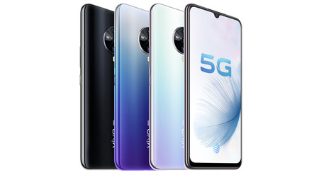 """vivo S6 5G announced with 6.44"""" AMOLED display and Exynos 980."""