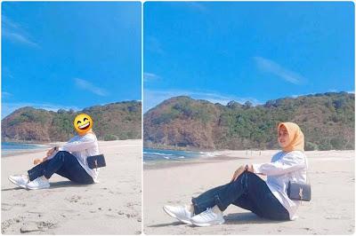 Pantai Wane Bima Nusa Tenggara Barat