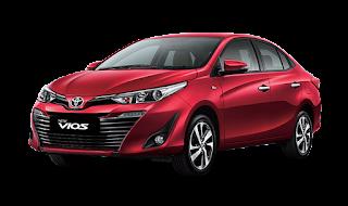 Impian Punya Sedan Mewah Bisa Tercapai dengan Toyota Vios, Inilah Harganya!