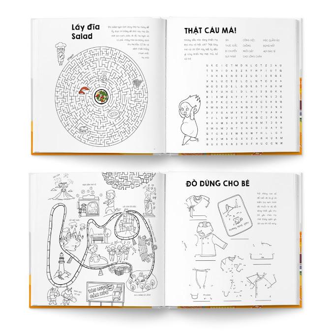 [A116] Book box sách thai giáo - Giúp Mẹ Bầu đánh bay stress